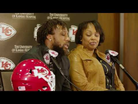 Eric Berry prepared to take Chiefs to their ultimate goal
