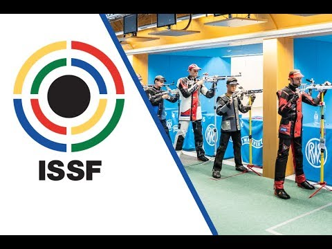 10m Air Rifle Men Final - 2018 ISSF World Cup Stage 4 in Munich (GER)