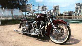 Custom Softail Deluxe