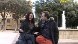 CLAUDIA SABA INTERVISTATA DA ANTONIO LAI