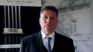 Prof. Dr. Julius Reiter zum Diesel-Abgasskandal