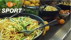 "FC Liverpool - Ernährung auf ""Weltklasse""-Niveau    ZDF SPORTreportage"