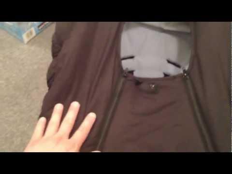 Comparing Infant Car Seat Covers Weathershield Sneak-a-Peek (HD)