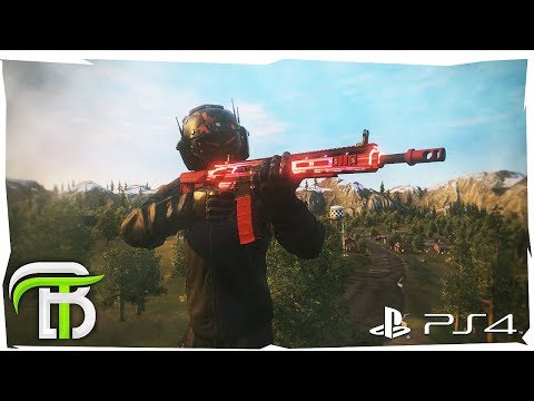 H1Z1 PS4 Gameplay | SO IT BEGINS (H1Z1 PS4)