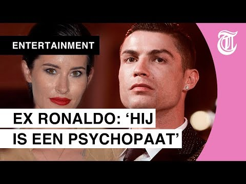 'Cristiano is een psychopaat!'