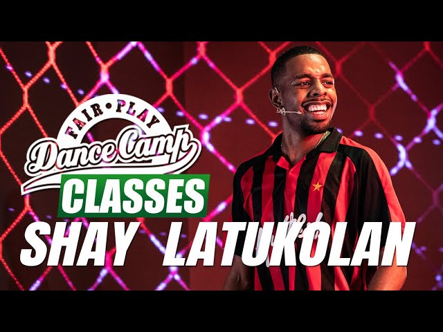 'Long Way 2 Go (Instrumental)' by Cassie ★ Shay Latukolan ★ Fair Play Dance Camp 2019 ★