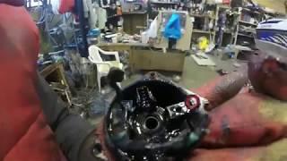Алу және талдау гидроподъема арналған лодочном моторе Honda 50