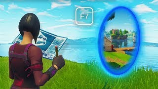 TELEPORTING IN FORTNITE?! | Fortnite Daily Funny and WTF Moments Ep. 114