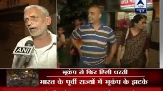 Earthquake: People of Kolkata narrate their encounter with tremors