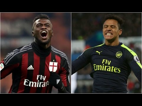 Is M'Baye Niang The Potential Replacement For Alexis Sanchez? | AFTV Transfer Daily