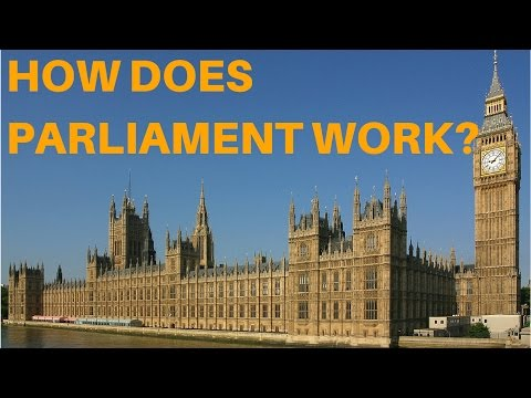 How Does Parliament Work?