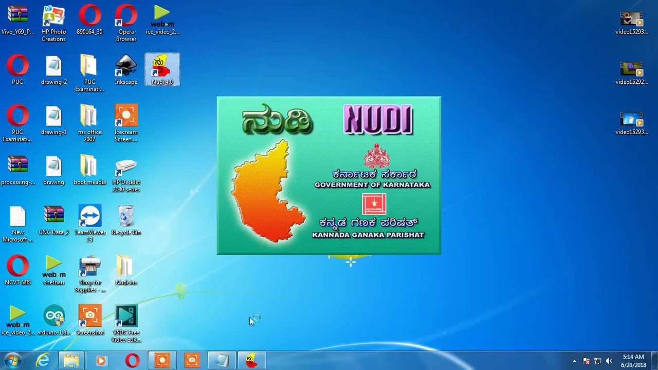how to download nudi & install