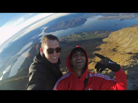 3 month GoPro travel - New Zealand / Australia / Asia