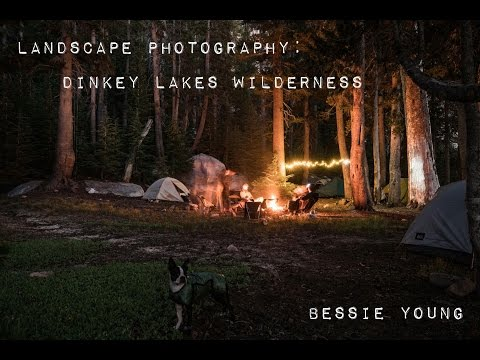 Landscape Photography | Dinkey Lakes Hiking Trail Fresno CA | Bessie Young Photography