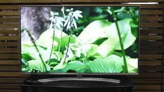 Super UHD TV from LG: Not exactly a hero