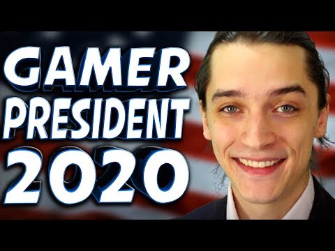 Is This America's First GAMER President? - Ace Watkins Interview