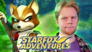 Star Fox Adventures - Nitro Rad