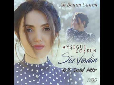 Aysegul Coskun Ah Benim Canim DJ Said Mix  عایشه ٔگل اه بنیم جانم دیجی سعید میکس