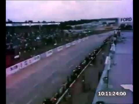 Pior acidente da F1 -  F1 worst crash - 1977 - Africa - Formula 1