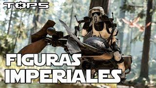 TOP5 Figuras Imperiales  - Star wars