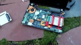Cenkaetaya Tweeks: Vaio Z Lighten up 2nd HDD inside your laptop