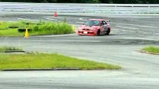 2010年9月5日JAF中部ジムカーナ選手権第7戦 キョウセイドライバーランド...