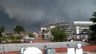 Tuscaloosa Tornado Bryant Denny thumbnail
