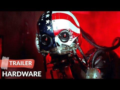 Hardware 1990 Trailer | Richard Stanley | Dylan McDermott