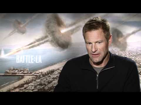 The Rum Diary - Exclusive: Aaron Eckhart Talks the Rum Diary