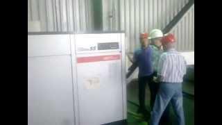 Электрические винтовые компрессоры HITACHI на ОАО