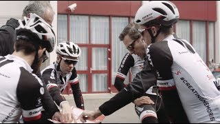 #InsideOut at Team Sunweb's Amstel Gold Race Recon