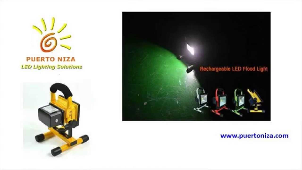 LED Baustrahler 20W - Besten LED Baustrahler 20W auf Amazon - YouTube