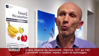 Objectif Santé : la nutrition dans la prévention et le traitement du cancer