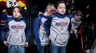 Jokerit-juniorit Kiinassa 2019