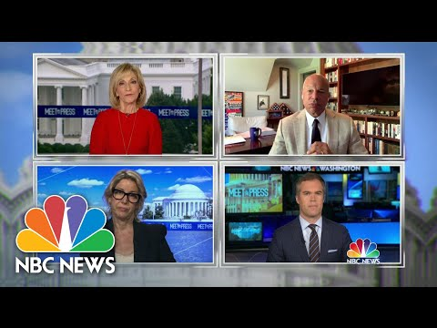 Full Panel: 'There Needs To Be A Reassessment Of Our History' | Meet The Press | NBC News