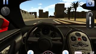 Играем в school Driving Simulator