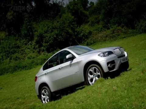 Top Gear 14x07 Bmw X6 Off Road Test Youtube