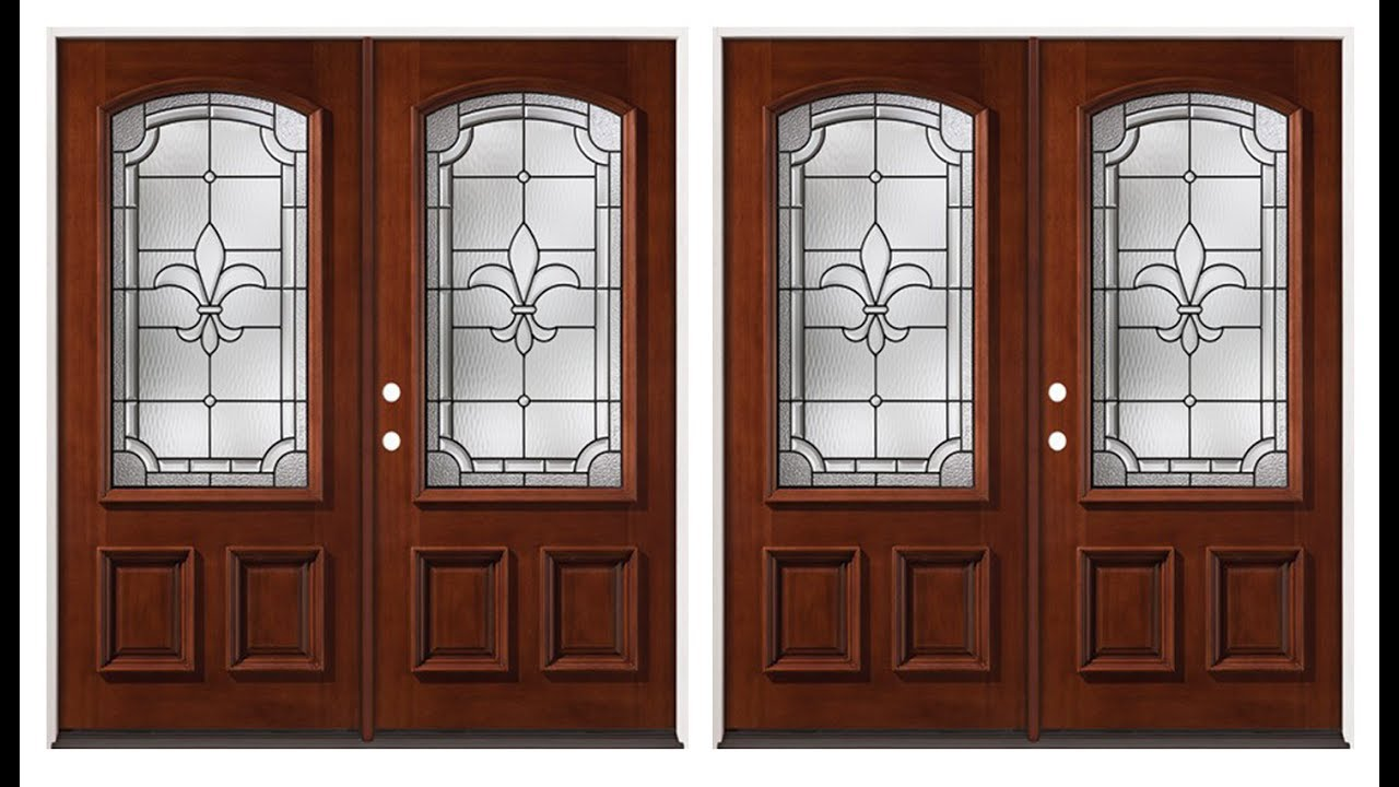 Bon Best And Latest Wooden Door Models Interior Design Ideas L Royal Look Glass  Door Collections,