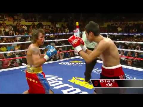 Edwin Valero Vs Antonio Demarco  Full Fight