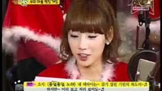 SNSD - Tae Yeon Cute Cut