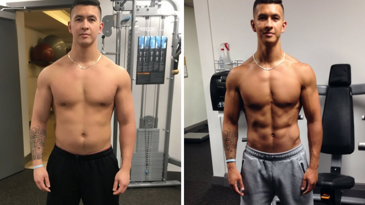 CRAZY 3 Month Transformation: Step-By-Step How I lost 23