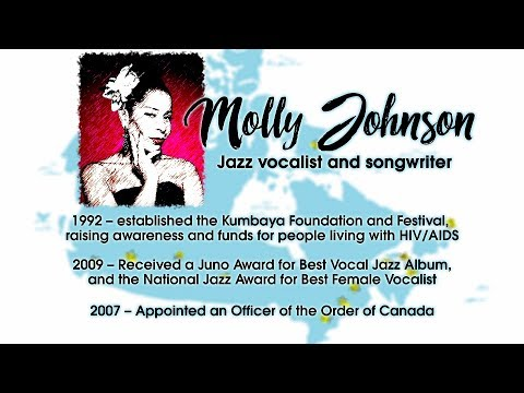 The Walrus Talks - Halifax - Molly Johnson