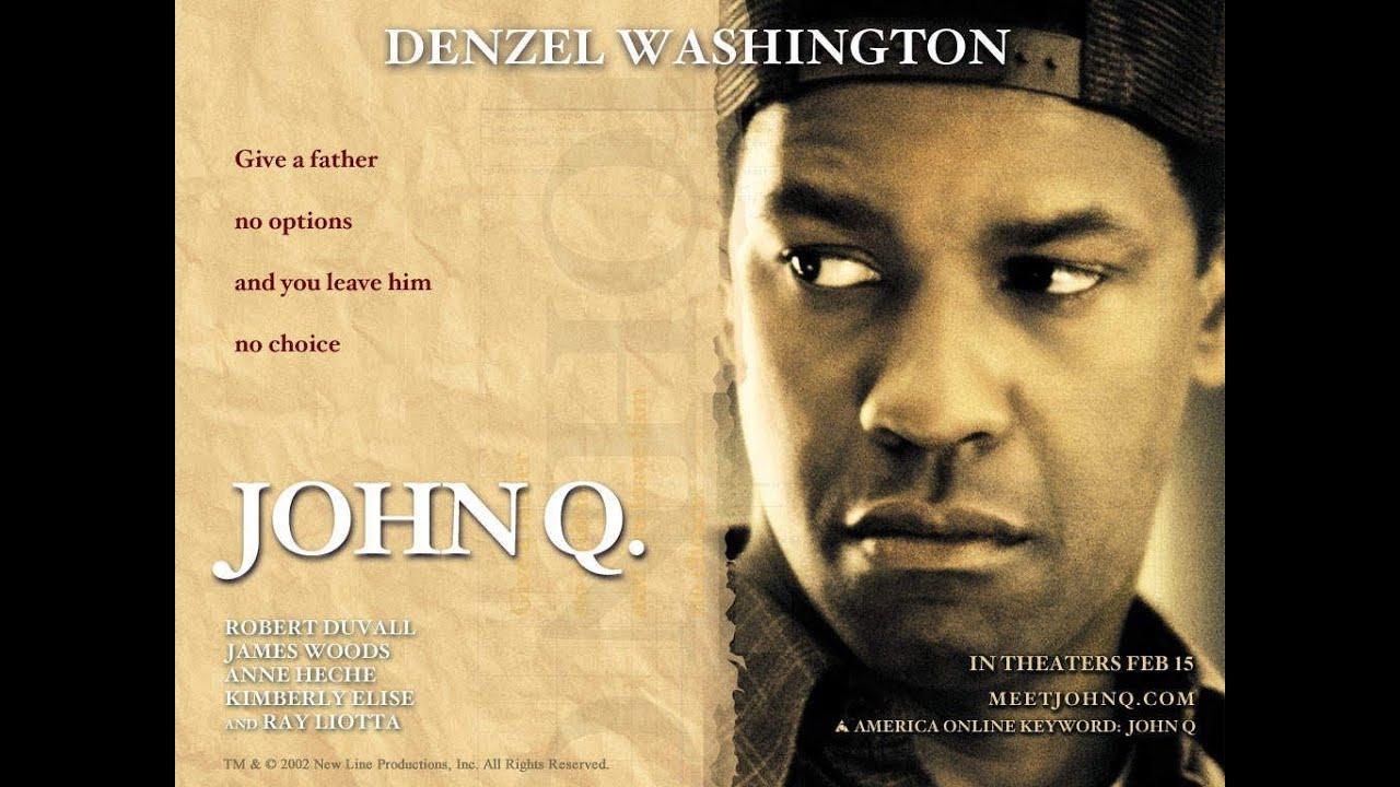 Download JOHN Q - Denzel Washington, Robert Duvall, James Woods, Anne Heche, Eddie Griffin - Full HD.