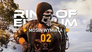 MOSIN WYMIATA - Ring of Elysium (PL) #2 (Gameplay PL)