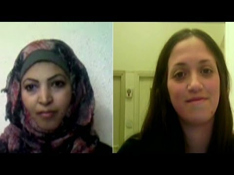 Gaza-Israel civilians talk cease-fire