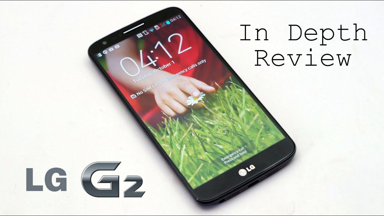 Lg G2 Full Review Youtube