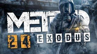 ALE BYDLE, ZNOWU :OO | Metro Exodus [#24]