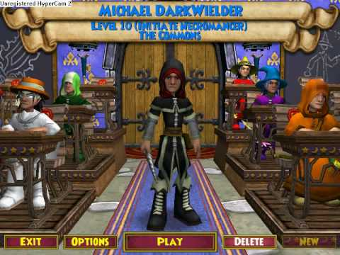 My wizard 101 characters youtube - Wizard101 pics ...