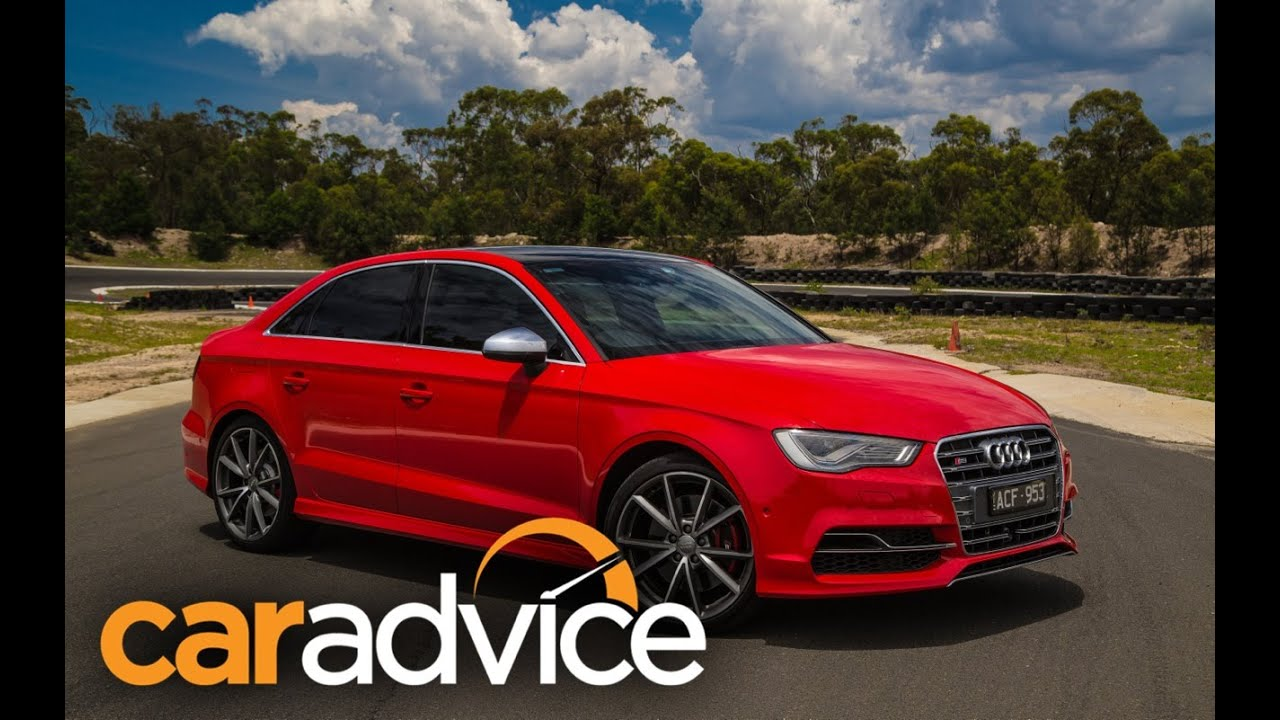 Audi S3 review : Driving Modes on the Track - YouTube