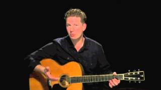 Meet Me In The City - Mississippi Hill Country Blues Guitar taught by Tom Feldmann